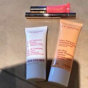 Clarins Travel Samples (4)